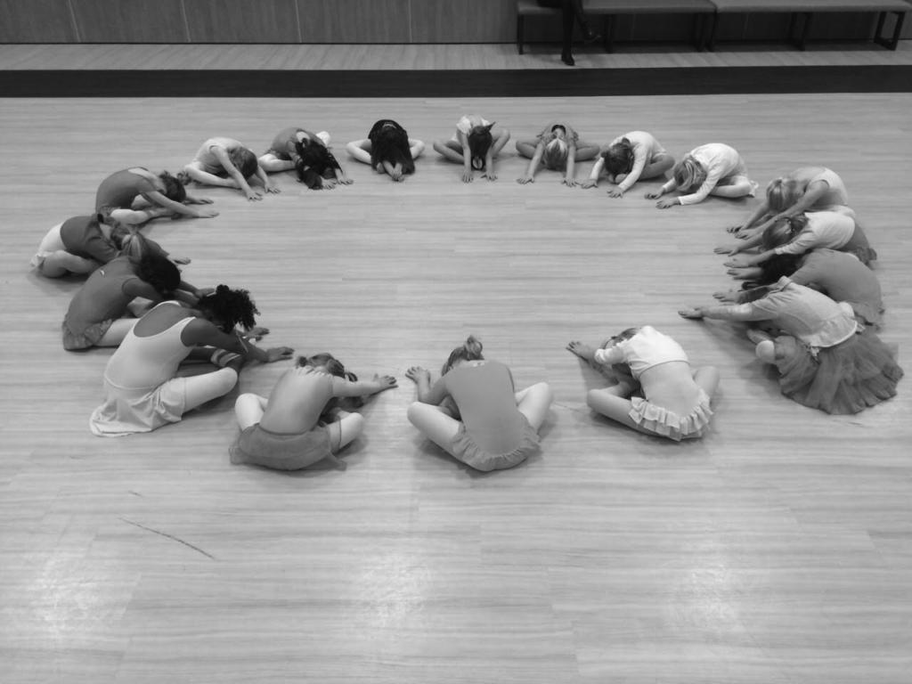 Peuterdans - Zwolse Balletschool