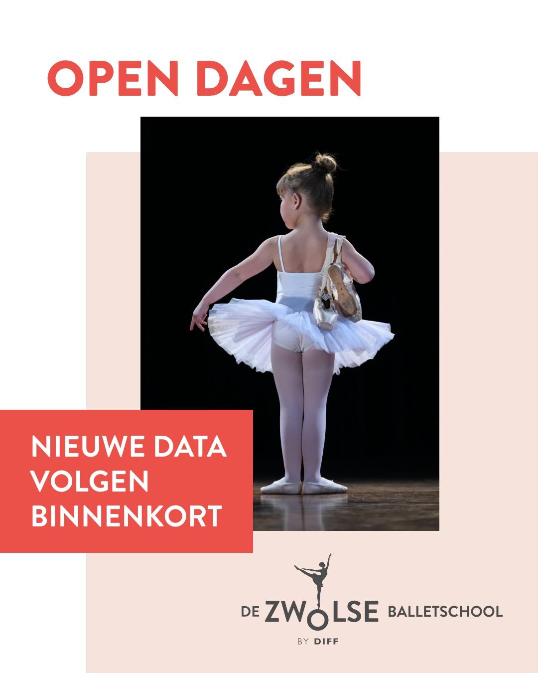 Open Dagen - Binnenkort - DZB